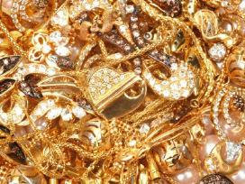 Priimame auksą