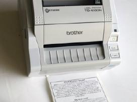 Brother Dk-4100n etikečių spausdintuvas