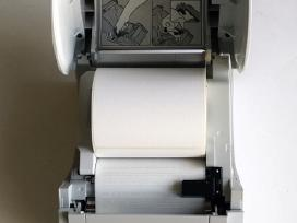 Brother Td-4100n Lan etikečių spausdintuvas - nuotraukos Nr. 2