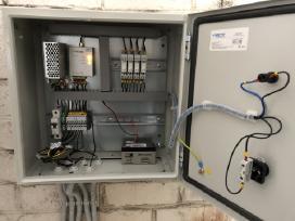 Elektros ir signalizacijos montavimas - nuotraukos Nr. 13