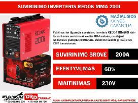 Suvirinimo Inverteris Redok 200