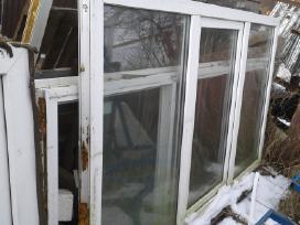 Naudoti langai 1.40~1.45m aukscio - nuotraukos Nr. 11