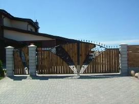 Kalviski vartai ir tvoros - nuotraukos Nr. 3