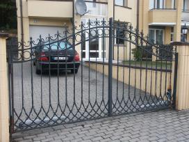 Kalviski vartai ir tvoros - nuotraukos Nr. 4