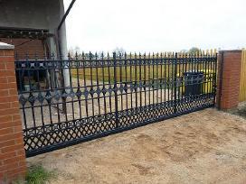 Kalviski vartai ir tvoros - nuotraukos Nr. 6