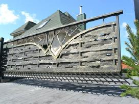Kalviski vartai ir tvoros - nuotraukos Nr. 8