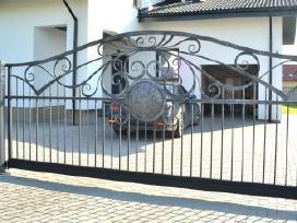 Kalviski vartai ir tvoros - nuotraukos Nr. 9