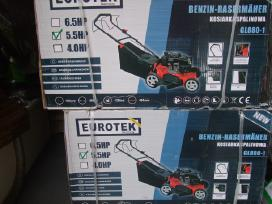 New Savaeigės Žoliapjovės Eurotek Germany 2017