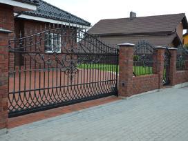 Kalto matalo vartai, tvoros ir kita