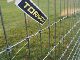 Tvoros ,ruloninės tvoros tinklas Tornado, Hampton