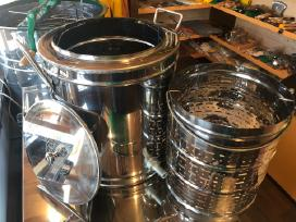 Garinis vaško lydytuvas 17 litrų