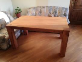 Ąžuoliniai stalai, nauji - išpardavimas