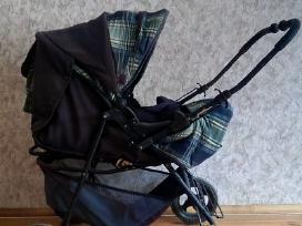 Naudotas vežimėlis