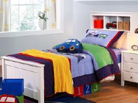 Butterworth viengulė lova. Supakuota. Nauja.