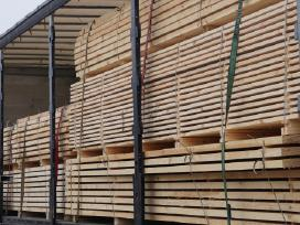 Statybine / Pjautine / Impregnuota mediena