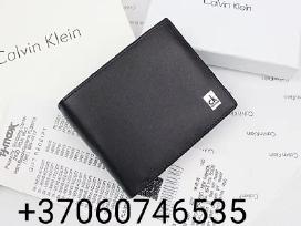 Calvin Klein odine pinigine + dovanu maišelis!