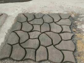 Trinkelių klojimas-betono trinkelių formos - nuotraukos Nr. 14
