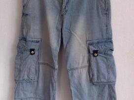 4you vyriški džinsiniai šortai