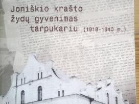 Joniškio krašto žydų gyvenimas tarpukariu (1918-19