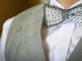 Vestuvinis kostiumas / liemenė/ kelnės