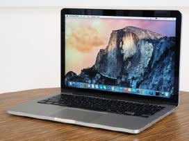 "MacBook Pro 13"" Pilnas Kompletas 2015 256gb SSD"