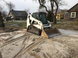 Lietaus kanalizacijos, drenažo irengimas - nuotraukos Nr. 3