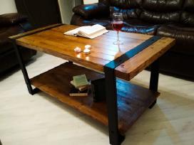 Kavos staliukas stalas