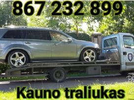 Techninė pagalba kelyje traliukas Kaune - nuotraukos Nr. 2