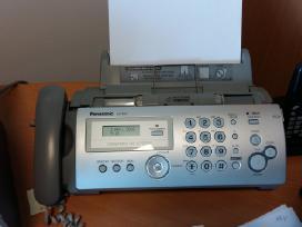 Telefonas faksas Panasonic