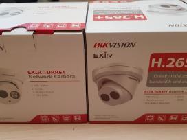Naujos kameros Hikvision 2cd2343g0 2,8mm microsd