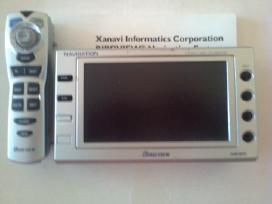 8coliu LCD monitorius Xanavi Axn-3990h