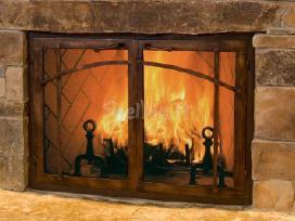 Stiklas židiniui, karščiui atsparus židnio stikas - nuotraukos Nr. 2