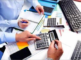 Buhalterinės paslaugos Jūsų verslui