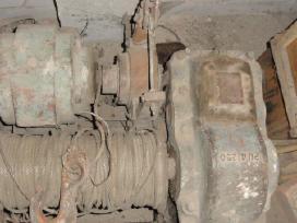 Tiristoriai, šviestuvai, talė, statybinis keltuvas - nuotraukos Nr. 8