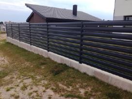 Siūlome ilgaamžišką metalinę tvorą nuo 1,09 eur/m - nuotraukos Nr. 17