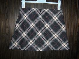 S/m Dkny su vilna sijonas. labai gražus,