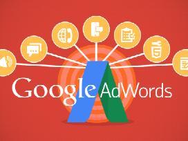 Google reklama 40 eurų / mėnesiui. Google adwords