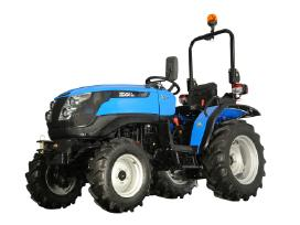 Mini traktorius Solis 26