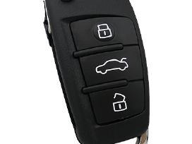 Audi raktas, Audi raktai, Audi raktu gamyba