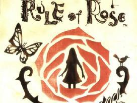 Ieškau Playstation 2 žadimo Rule of Rose.