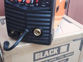 Suvirinimo aparatas Black 3w1 mig/mma/tig (akcija) - nuotraukos Nr. 9