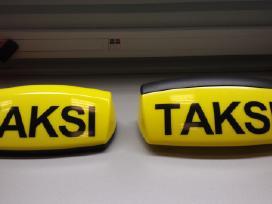 Taksometrai Taksi plafonai. Taksometras Microtax06 - nuotraukos Nr. 2