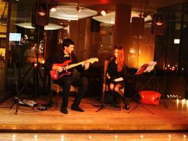 Vokalo ir gitaros duetas - Agna Duo