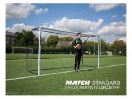 Futbolo vartai Quick Play Premium klasės