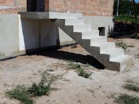 Betonavimo darbai - nuotraukos Nr. 2