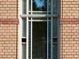 Mediniai langai, durys ir kiti stalių gaminiai - nuotraukos Nr. 11