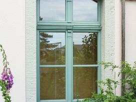 Mediniai langai, durys ir kiti stalių gaminiai - nuotraukos Nr. 14