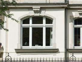Mediniai langai, durys ir kiti stalių gaminiai - nuotraukos Nr. 15
