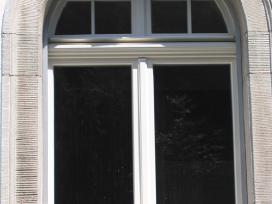 Mediniai langai, durys ir kiti stalių gaminiai - nuotraukos Nr. 19