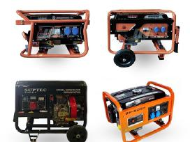 Elektros generatoriai - geriausia kaina!